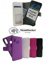 Skimblocker Magnet Wallet Huawei P Smart 2019