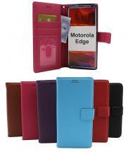 New Standcase Wallet Motorola Edge