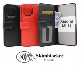 Skimblocker Lommebok-etui Xiaomi Mi 11