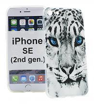TPU Designdeksel iPhone SE (2nd Generation)