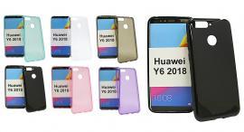 TPU-Deksel Huawei Y6 2018