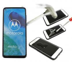 Full Frame Skjermbeskyttelse av glass Motorola Moto G8