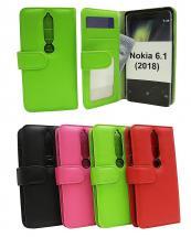 Lommebok-etui Nokia 6 (2018)