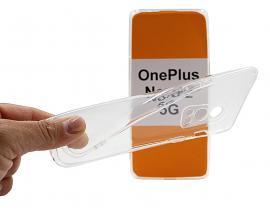 Ultra Thin TPU Deksel OnePlus Nord 2 5G