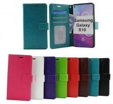 Crazy Horse Wallet Samsung Galaxy S10 (G973F)