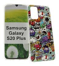 TPU Designdeksel Samsung Galaxy S20 Plus (G986B)