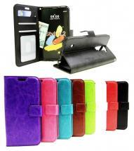 Crazy Horse Wallet LG Stylus 2 (K520)
