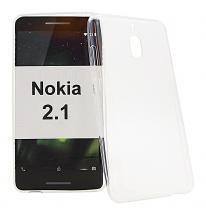 Ultra Thin TPU Deksel Nokia 2.1