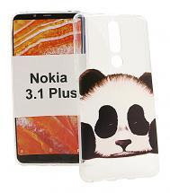 TPU Designdeksel Nokia 3.1 Plus