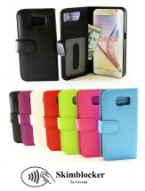 Skimblocker Lommebok-etui Samsung Galaxy S6 (SM-G920F)