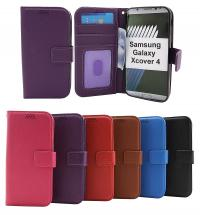 New Standcase Wallet Samsung Galaxy Xcover 4 (G390F)