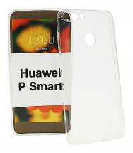 Ultra Thin TPU Deksel Huawei P Smart