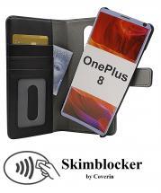 Skimblocker Magnet Wallet OnePlus 8