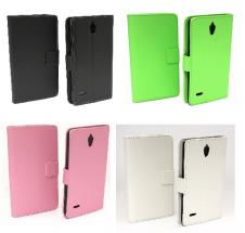 Standcase wallet Huawei Ascend G700