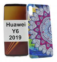 TPU Designdeksel Huawei Y6 2019
