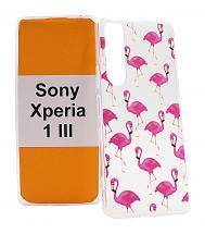 TPU Designdeksel Sony Xperia 1 III (XQ-BC52)