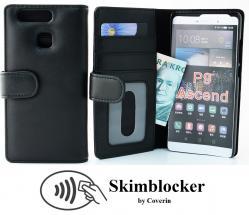 Skimblocker Lommebok-etui Huawei P9