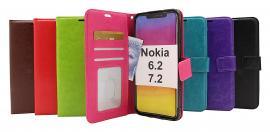 Crazy Horse Wallet Nokia 6.2 / 7.2
