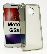Ultra Thin TPU Deksel Moto G5s