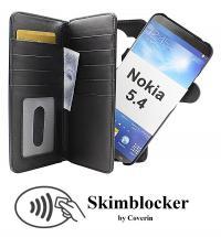 Skimblocker XL Magnet Wallet Nokia 5.4