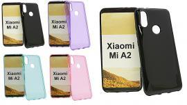 TPU-deksel for Xiaomi Mi A2