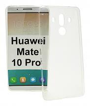 Ultra Thin TPU Deksel Huawei Mate 10 Pro