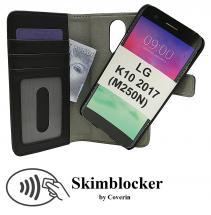 Skimblocker Magnet Wallet LG K10 2017 (M250N)