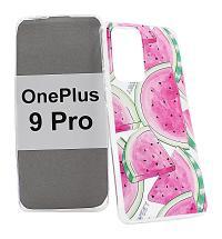 TPU Designdeksel OnePlus 9 Pro