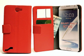 Standcase Wallet Samsung Galaxy Note 2 (N7100)