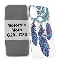 TPU Designdeksel Motorola Moto G20 / Moto G30