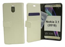 Standcase Wallet Nokia 3.1 (2018)