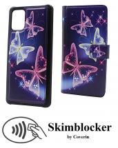 Skimblocker Magnet Designwallet Samsung Galaxy A71 (A715F/DS)