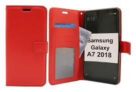 Crazy Horse Wallet Samsung Galaxy A7 2018 (A750FN/DS)