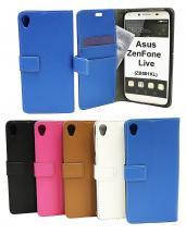 Standcase Wallet Asus ZenFone Live (ZB501KL)