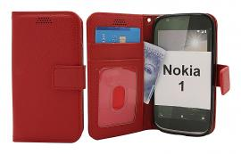 New Standcase Wallet Nokia 1