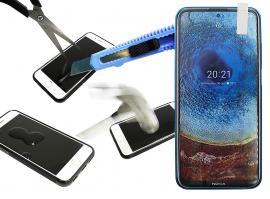 Skjermbeskyttelse av glass Nokia X10 / X20