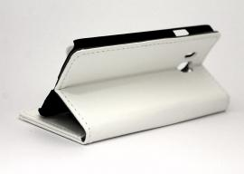 Standcase wallet Samsung Galaxy Alpha (G850F)