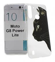 TPU Designdeksel Motorola Moto G8 Power Lite