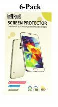 6-pakning Skjermbeskyttelse Huawei Honor 7 Lite (NEM-L21)
