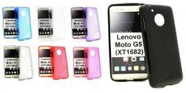 S-Line Deksel Lenovo Moto G5 (XT1682)