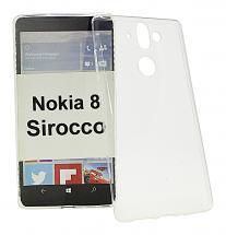 Ultra Thin TPU Deksel Nokia 8 Sirocco