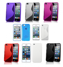 S-Line Deksel iPhone 5C