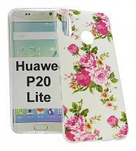 TPU Designdeksel Huawei P20 Lite