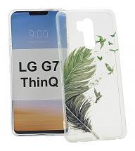 TPU Designdeksel LG G7 ThinQ (G710M)