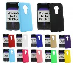 Hardcase Deksel Motorola Moto G7 Play