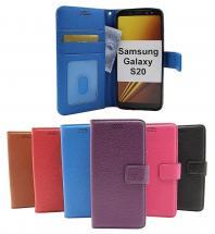 Standcase Wallet Samsung Galaxy S20 (G980F)