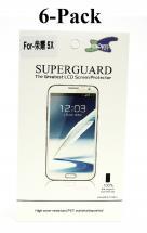 6-pakning Skjermbeskyttelse Huawei Honor 5X