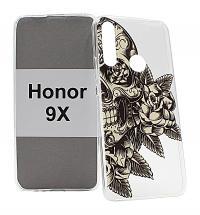 TPU Designdeksel Honor 9X
