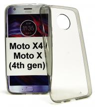 Ultra Thin TPU Deksel Moto X4 / Moto X (4th gen)