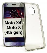 Ultra Thin TPU Deksel Moto X4 / Moto X (4th gen)